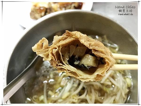 台中美食-海線美食-沙鹿小吃-沙鹿菜市場-菜卷麵08.jpg