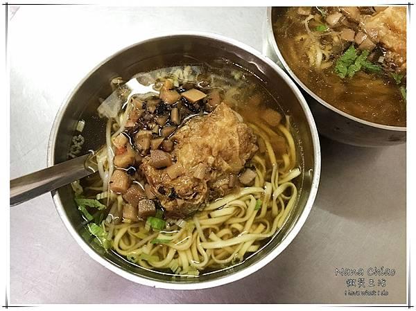 台中美食-海線美食-沙鹿小吃-沙鹿菜市場-菜卷麵15.jpg