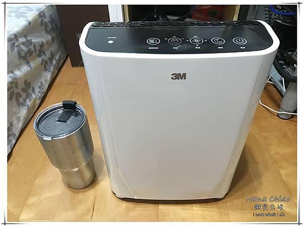 3c家電-空氣清淨機推薦--3M 淨呼吸 空氣清淨機 寶寶專用型+深呼吸 靜電空氣濾網04.jpg