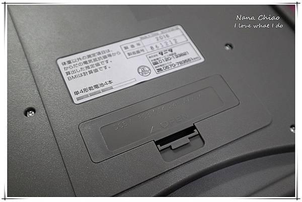 TANITA塔尼達-BC718自動辨識四合一體組成計03.jpg