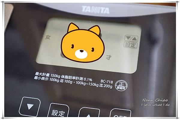 TANITA塔尼達-BC718自動辨識四合一體組成計07.jpg