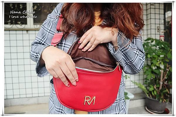 ROBINMAY-夢特胸包 (紅編織)10.jpg