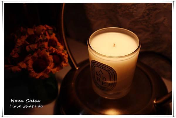 DIPTYQUE 專櫃蠟燭香氛-DIPTYQUE 琥珀迷你香氛蠟燭01.jpg