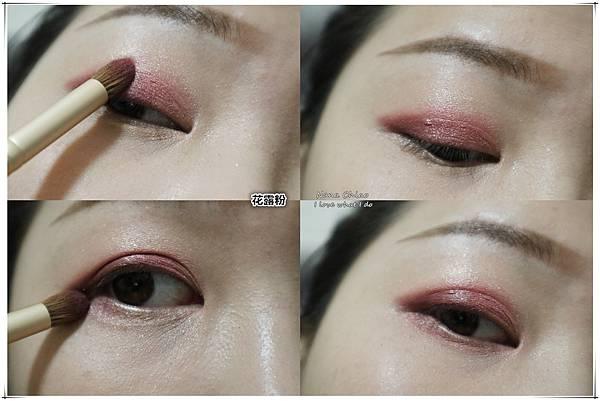 CHER都會彩妝-叢林冒險八色眼影盤+睛綻抗暈卡式眼線液筆45.jpg