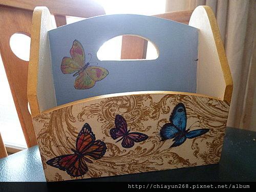 蝶舞小提盒