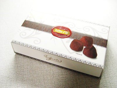 小珈儀、惠文送的巧克力