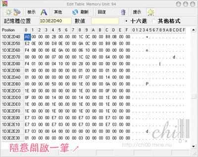 明星志願 3: 甜蜜樂章(遊戲修改GM8教學)