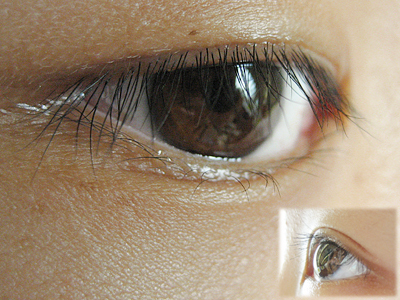 2008 宜蘭之旅 眼睛特寫
