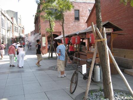 2008 宜蘭之旅 傳藝中 老街