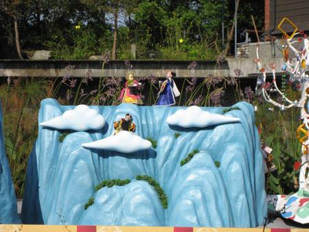 2008 宜蘭之旅 傳藝中心 西遊記布袋戲