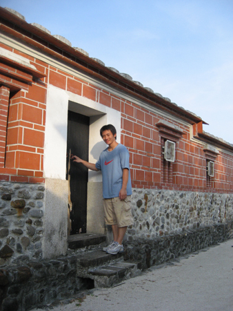 2008 宜蘭之旅 傳藝中心 敲敲門