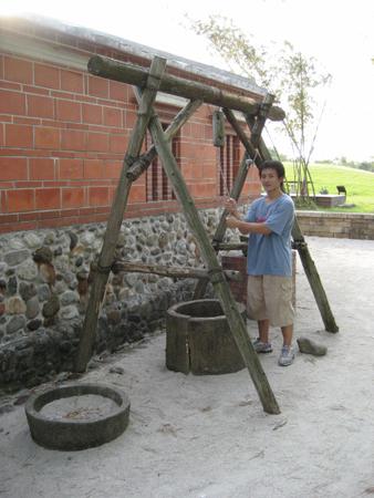 2008 宜蘭之旅 傳藝中心 打井