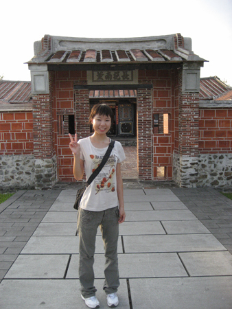 2008 宜蘭之旅 傳藝中心 拍一張正常的