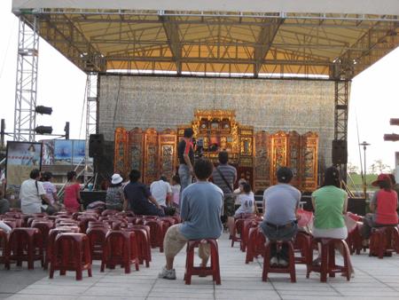 2008 宜蘭之旅 傳藝中心 布袋戲