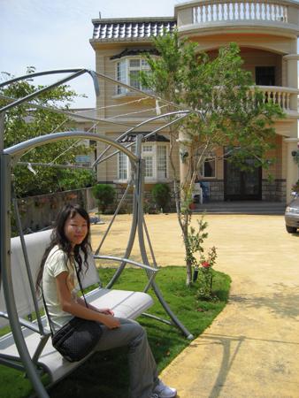 2008 宜蘭之旅 蘭陽風情民宿 外觀