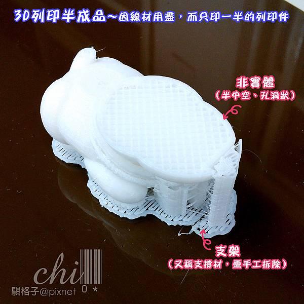 3D列印半成品