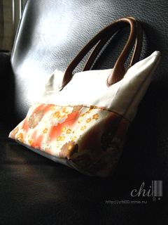 和風錦鯉手提袋