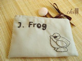 J. 青蛙零錢包