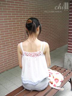 蕾絲小罩衫