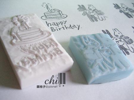黑狗白狗及生日蛋糕