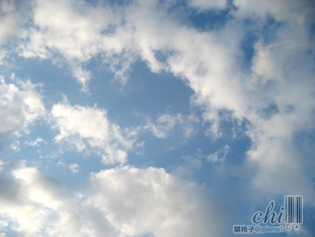台北的天空