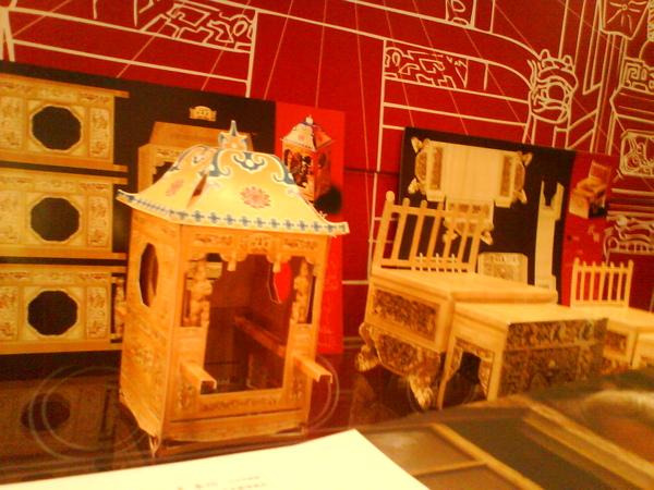 以台灣道教文化為主題的作品 @2009新一代設計展