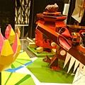 摺紙作品 @2009新一代設計展