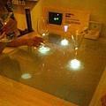 互動桌@2009新一代設計展