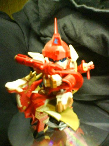BB戰士模型