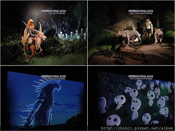 吉卜力的動畫世界