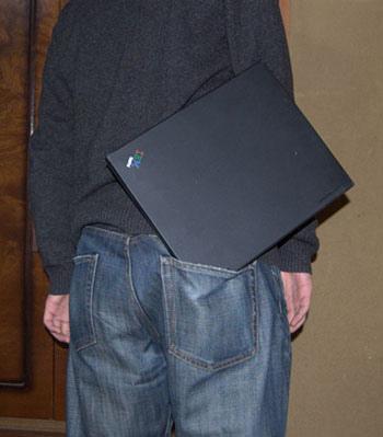 其實…只要有心,每種電腦都可以放在口袋