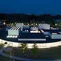 金澤21世紀美術館-夜景鳥瞰圖 69.7.jpg