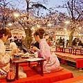 京都圓山公園-夜櫻宴 (12)