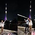 TOKYO SKY TREE 夜  (13)