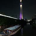 TOKYO SKY TREE 夜  (17)