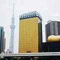 Tokyo Sky Tree吾妻橋端拍 (11)