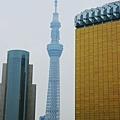 Tokyo Sky Tree吾妻橋端拍 (12)