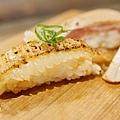 上引水產-炙燒綜合握壽司 (4)