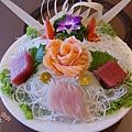海霸王懷舊料理-冰花鮮魚 (1)