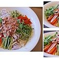 海霸王懷舊料理-和風鮪魚沙拉 (3)