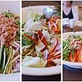 海霸王懷舊料理-和風鮪魚沙拉 (2)