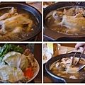 海霸王懷舊料理-鳳貝砂鍋雞 (2)