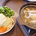 海霸王懷舊料理-鳳貝砂鍋雞 (4)