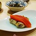 黑杉壽司處-前菜-小魚甘露煮 (2)