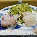 黑杉壽司-鰈魚刺身 (1)