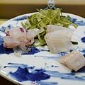 黑杉壽司-鰈魚刺身 (2)