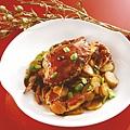 SH - 滬式年糕醬爆蟹