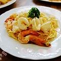 酷子-明太子海鮮義大利麵 (3)