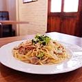 酷子美式餐廳-奶油培根義大利麵 (4)