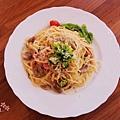 酷子美式餐廳-奶油培根義大利麵 (5)